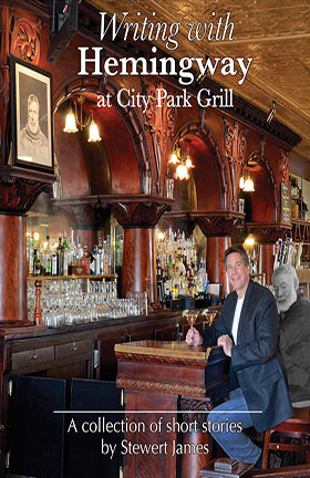 Writing with Hemingway at the City Park Grill